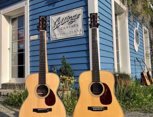 Neu angekommen bei uns Collings Guitars